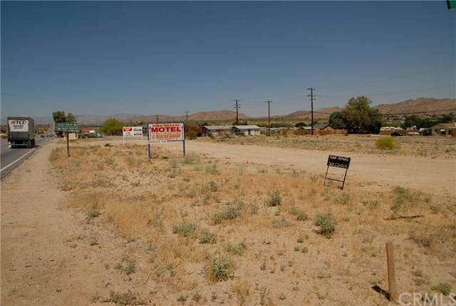 0 Twentynine Palms Highway, Joshua Tree, CA 92252 (#PW20113934) :: The Laffins Real Estate Team