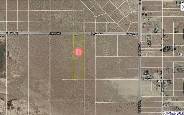0 Vac/Ave K8/Vic 166 Ste, Lancaster, CA 93535 (#320001953) :: Compass