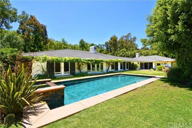 4 Chestnut Lane, Rolling Hills, CA 90274 (#PV20112136) :: Millman Team