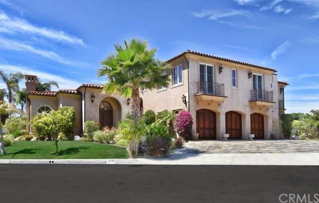2739 Via Miguel, Palos Verdes Estates, CA 90274 (#SB20115057) :: Allison James Estates and Homes
