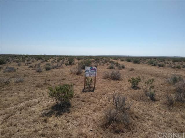 0 15th Street, Mojave, CA  (#SR20115188) :: Compass