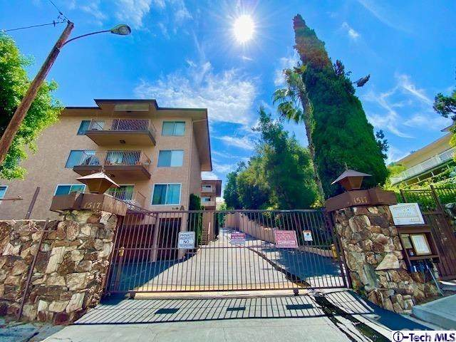 1517 E Garfield Avenue #13, Glendale, CA 91205 (#320001967) :: The Brad Korb Real Estate Group