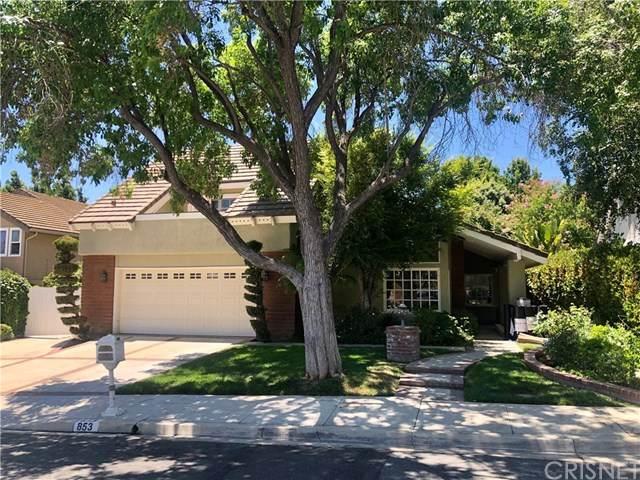 853 Sorrelwood Court, Westlake Village, CA 91361 (#SR20114981) :: A|G Amaya Group Real Estate