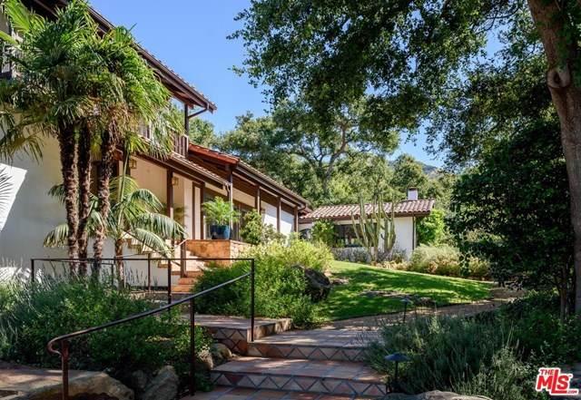 999 Hot Springs Road, Santa Barbara, CA 93108 (#20591214) :: A|G Amaya Group Real Estate