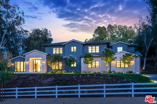 5716 Jed Smith Road, Hidden Hills, CA 91302 (MLS #20590462) :: Desert Area Homes For Sale