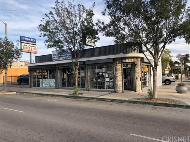 650 N Maclay Avenue, San Fernando, CA 91340 (#SR20115792) :: The Brad Korb Real Estate Group