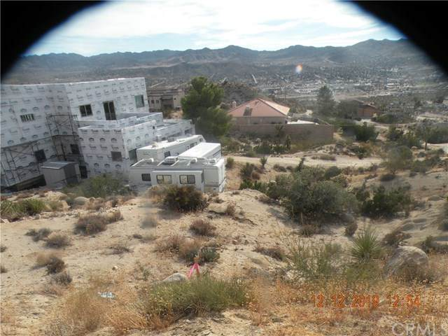 0 Bandera Road, Yucca Valley, CA 92284 (#AR20115890) :: Sperry Residential Group