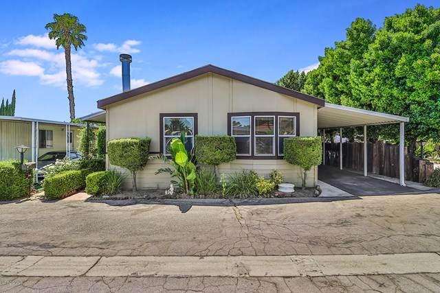 8800 Eton #1, Canoga Park, CA 91304 (#220006112) :: RE/MAX Empire Properties