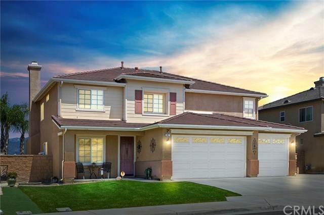 347 Ivy Crest Drive, San Jacinto, CA 92582 (#SW20109147) :: The Brad Korb Real Estate Group