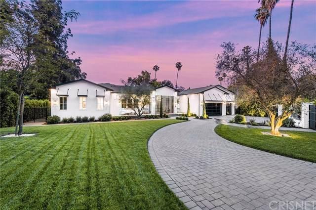 17211 Rancho Street, Encino, CA 91316 (#SR20116395) :: Compass