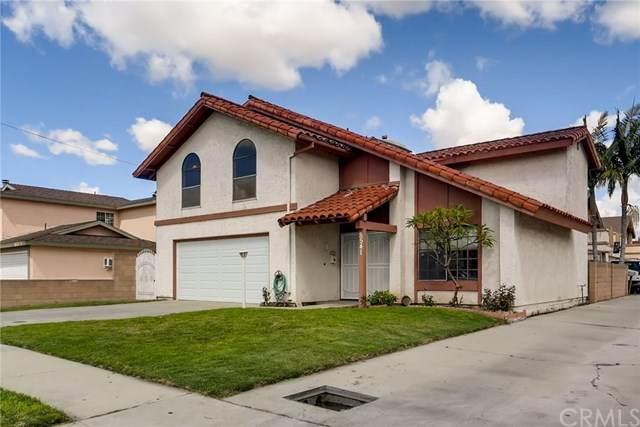 8541 Cedar Street, Bellflower, CA 90706 (#TR20116613) :: Sperry Residential Group