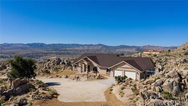 57956 Bandera Road, Yucca Valley, CA 92284 (#JT20112793) :: Sperry Residential Group