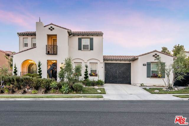 7313 Rocky Top Circle, Moorpark, CA 93021 (#20591704) :: The Laffins Real Estate Team