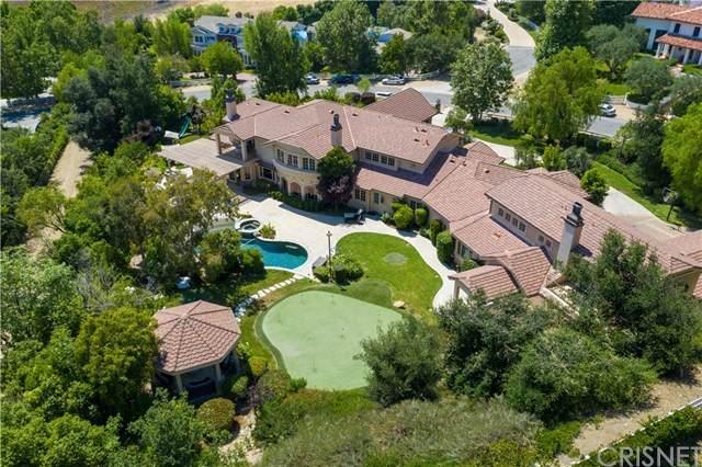 25140 Jim Bridger Road, Hidden Hills, CA 91302 (#SR20117437) :: The Parsons Team
