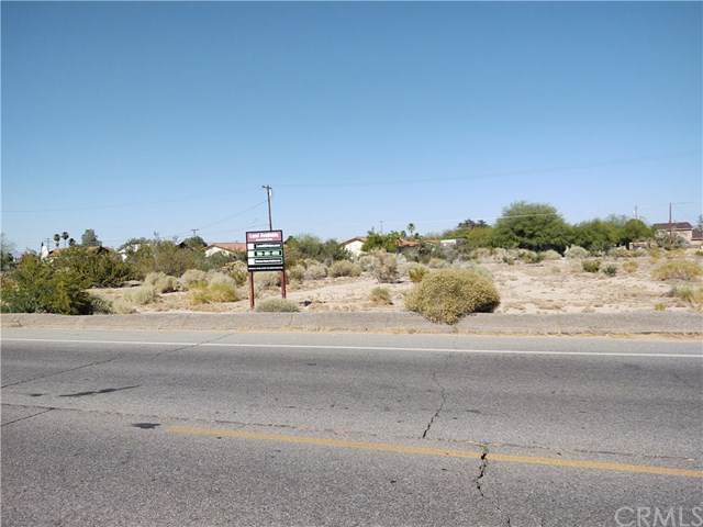 0 Adobe Road, 29 Palms, CA 92277 (#JT20117594) :: Mark Nazzal Real Estate Group
