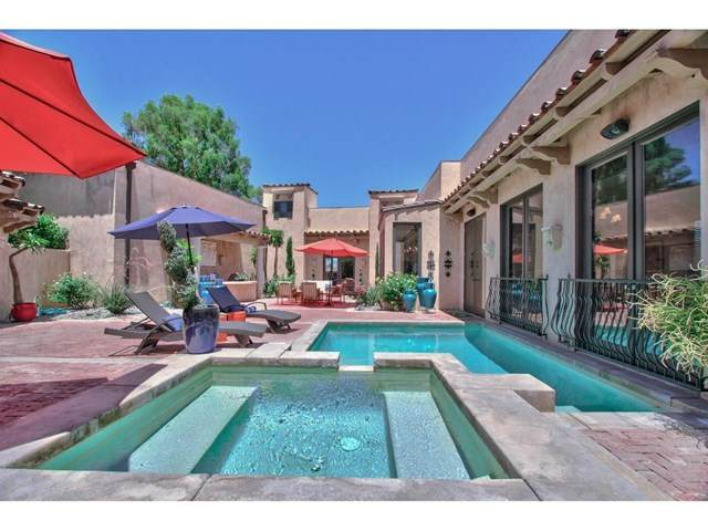 20 Via Condotti, Rancho Mirage, CA 92270 (#219044658PS) :: American Real Estate List & Sell