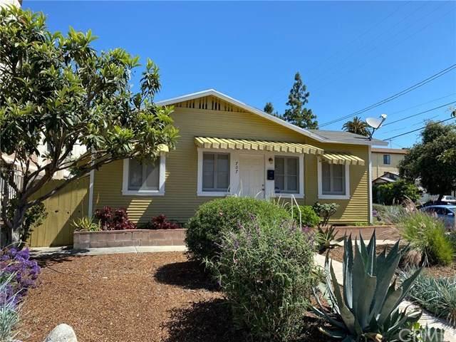 707 E Chestnut Street, Glendale, CA 91205 (#PW20115573) :: The Brad Korb Real Estate Group