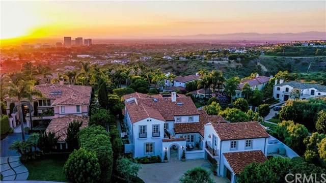 1 Pelican Hill Circle, Newport Coast, CA 92657 (#PW20117448) :: Allison James Estates and Homes