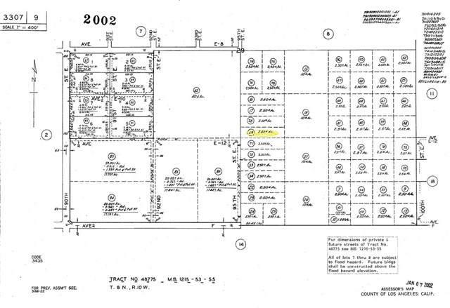 0 Vac/95 Ste/Vic Avenue E14, Redman, CA 93535 (#CV20118508) :: Compass
