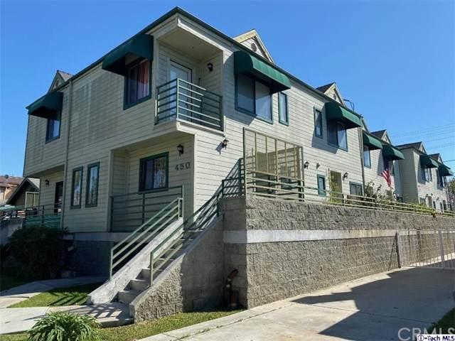 450 W Lexington Drive #6, Glendale, CA 91203 (#320002023) :: The Brad Korb Real Estate Group