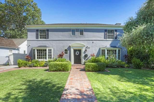 2250 Melville Drive, San Marino, CA 91108 (#P0-820002287) :: Z Team OC Real Estate