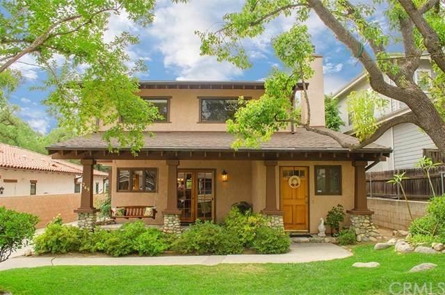 249 Grove Street, Sierra Madre, CA 91024 (#AR20118923) :: Wendy Rich-Soto and Associates