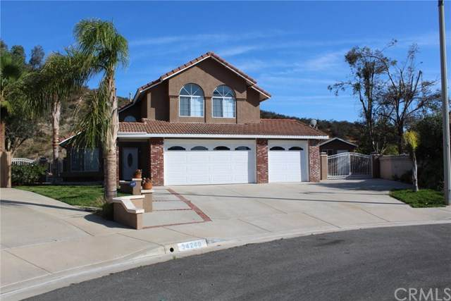 34240 Shaded Meadow Circle, Wildomar, CA 92595 (#SW20118408) :: The Miller Group