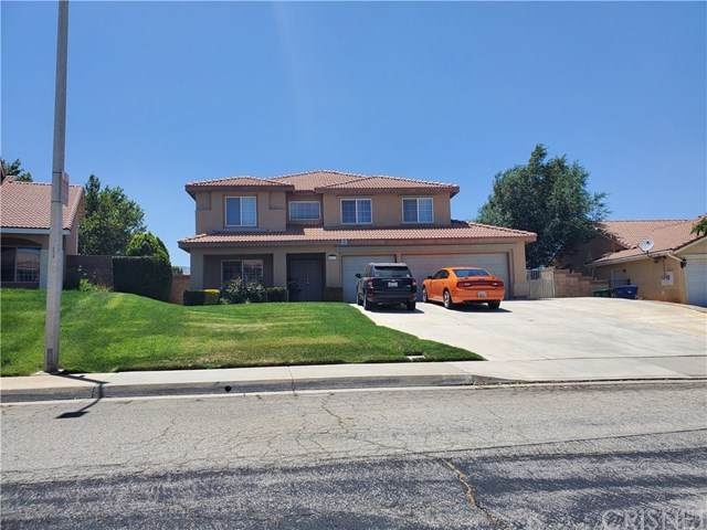 42117 Shadow Hills Drive, Lancaster, CA 93536 (#SR20117259) :: The Miller Group