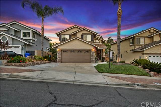 6157 Callaway Place, Rancho Cucamonga, CA 91737 (#IV20117670) :: The Marelly Group | Compass