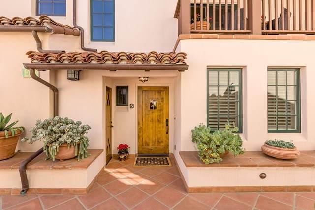 105 W De La Guerra Street S, Santa Barbara, CA 93101 (#220006317) :: Team Tami