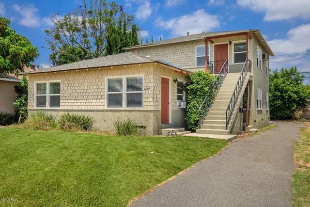 1234 Kenwood Street, Burbank, CA 91505 (#220006330) :: The Brad Korb Real Estate Group