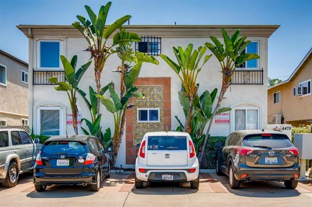 4479 Marlborough Ave #3, San Diego, CA 92116 (#200028570) :: Compass Realty