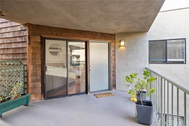 403 W 7th Street #304, Long Beach, CA 90813 (#SB20117405) :: Go Gabby
