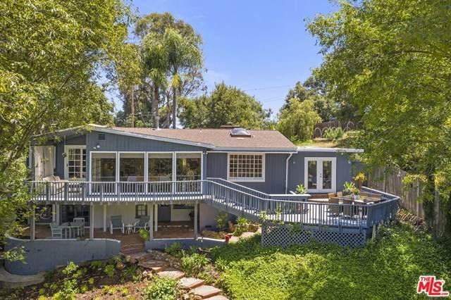 19815 Valley View Drive, Topanga, CA 90290 (#20580722) :: A|G Amaya Group Real Estate