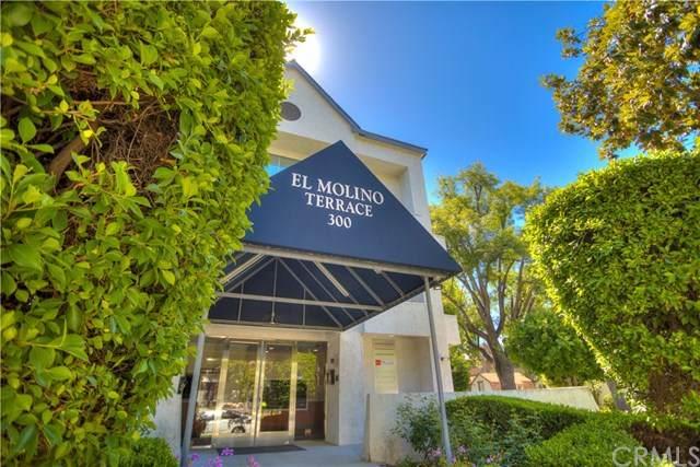 300 N El Molino Avenue #113, Pasadena, CA 91101 (#CV20120667) :: The Brad Korb Real Estate Group