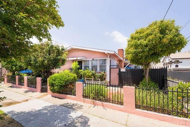 1223 E 11th Street, Long Beach, CA 90813 (#SB20118830) :: The Parsons Team