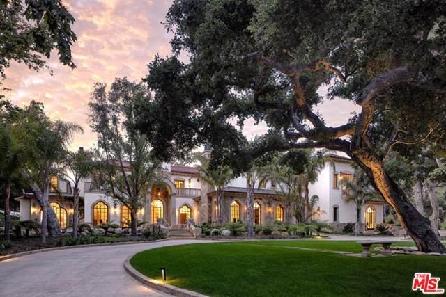 1240 E Valley Road, Santa Barbara, CA 93108 (#20593012) :: A|G Amaya Group Real Estate