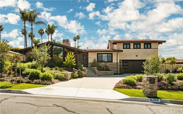 2108 Via Visalia, Palos Verdes Estates, CA 90274 (#SB20120410) :: Millman Team