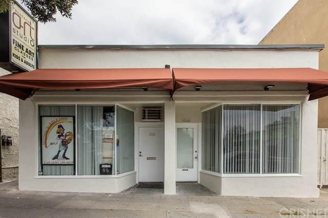 1068 N Allen Avenue, Pasadena, CA 91104 (#SR20120944) :: Legacy 15 Real Estate Brokers