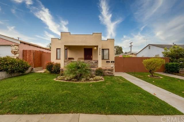 2330 Cerritos Avenue, Signal Hill, CA 90755 (#RS20120960) :: Cal American Realty