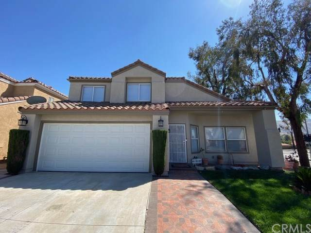 23765 Bouquet Canyon Place, Moreno Valley, CA 92557 (#CV20121006) :: Realty ONE Group Empire