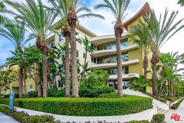 13200 Pacific Promenade #316, Playa Vista, CA 90094 (#20594444) :: Sperry Residential Group