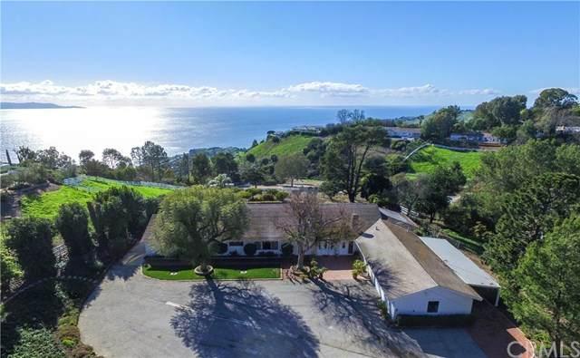 5 Crest Road E, Rolling Hills, CA 90274 (#PV20121004) :: Millman Team