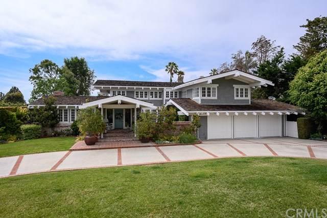 2809 Via Barri, Palos Verdes Estates, CA 90274 (#SB20121115) :: Allison James Estates and Homes