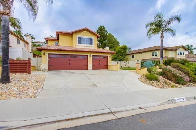 14391 Silver Heights Road, Poway, CA 92064 (#200028955) :: Team Foote at Compass