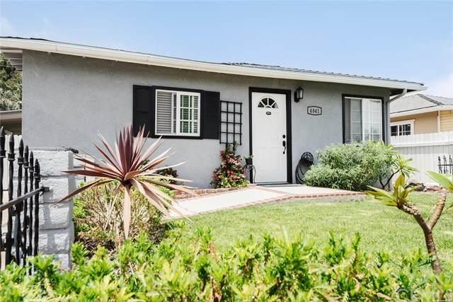 4841 W 131st Street, Hawthorne, CA 90250 (#SB20121892) :: RE/MAX Masters