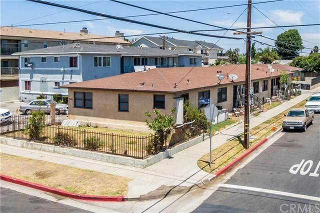 1605 W 208th Street, Torrance, CA 90501 (#SB20122202) :: Millman Team