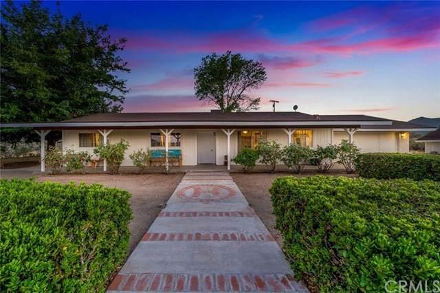 62827 Quail Springs Road, Joshua Tree, CA 92252 (#EV20122207) :: The Laffins Real Estate Team