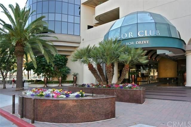 100 Harbor Drive #2506, San Diego, CA 92101 (#PW20122347) :: Team Tami