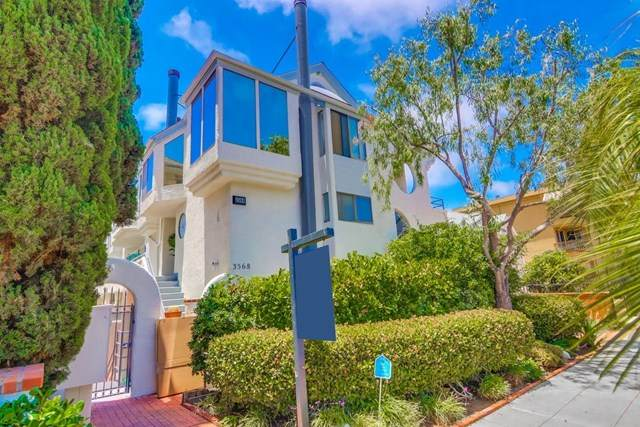 3568 Front St F, San Diego, CA 92103 (#200029101) :: Compass Realty